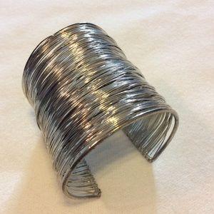 Wire Wrap Cuff